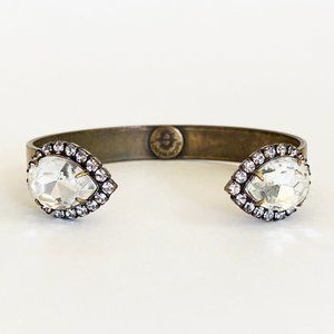 Loren Hope Jewelry - Loren Hope Sarra Crystal Cuff